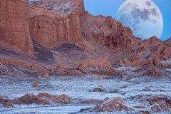 El Valle de la Luna