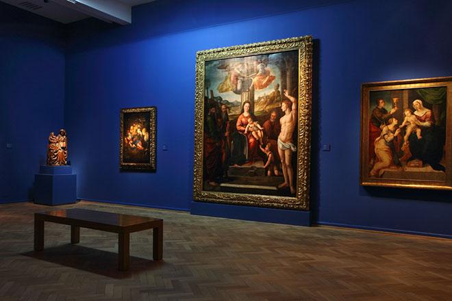Museo Nacional de Bellas Artes - Turismo