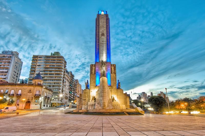 Monumento a la Bandera - Argentina