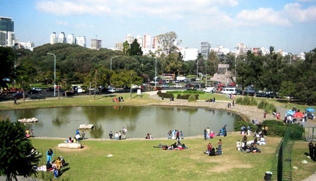 Parque 3 de Febrero, Historia y como llegar - Buenos aires