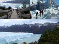 Parque Nacional Los Glaciares en la Patagonia argentina