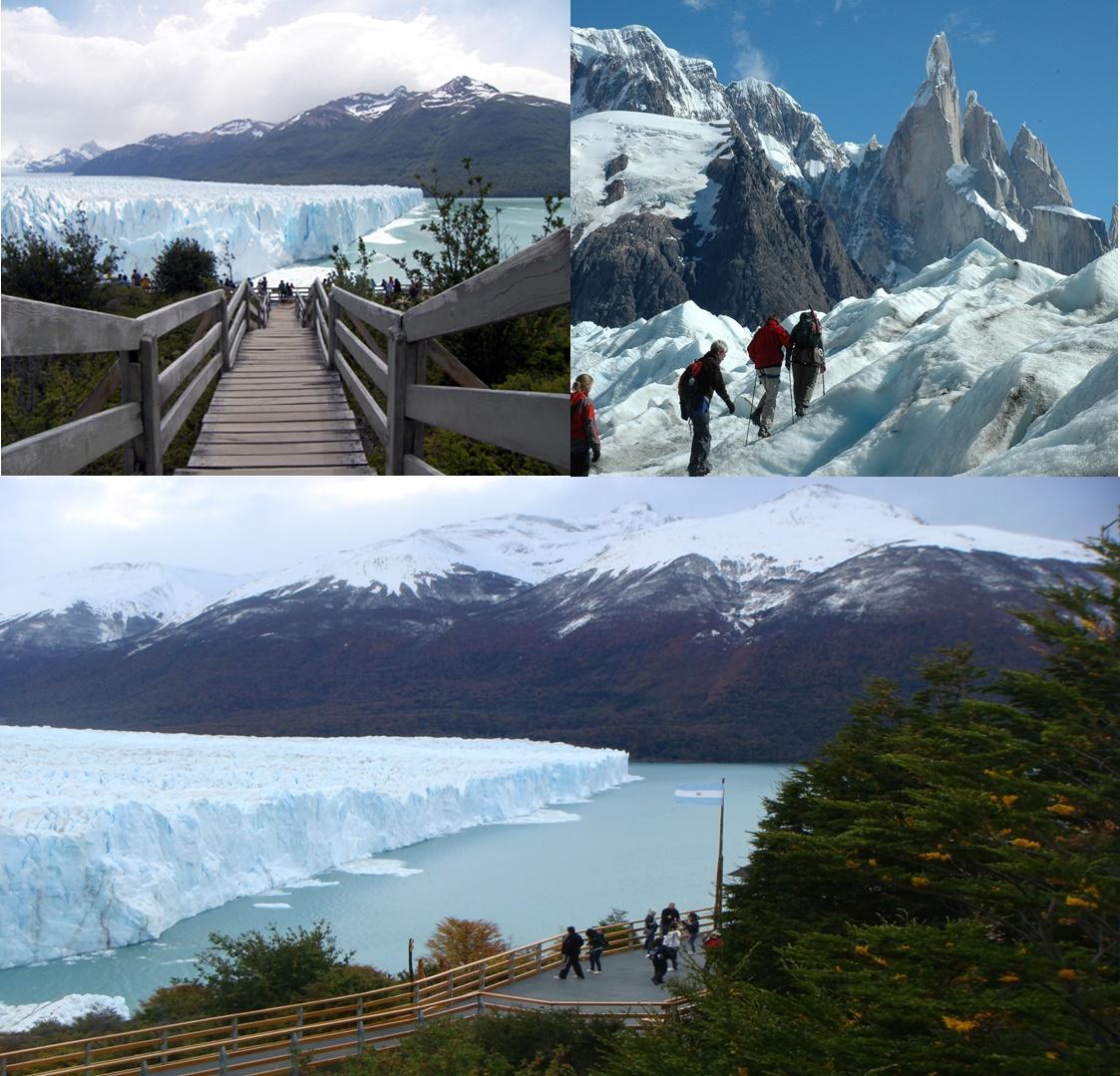 Calafate y Parque Nacional los Glaciares – Santa Cruz