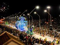 Gualeguaychu es el Carnaval en Argentina