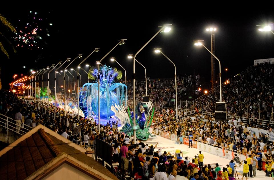 Gualeguaychú, Entre Ríos, Turismo: Carnaval del País