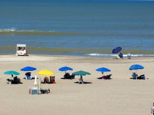 Mar de las Pampas - - Playas Argentinas