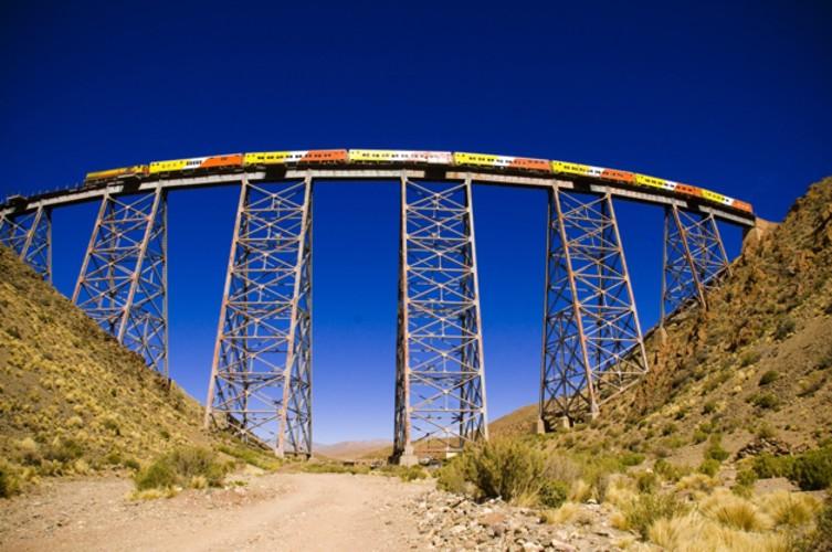 Tren a las nubes – Salta - Turismo Argentina