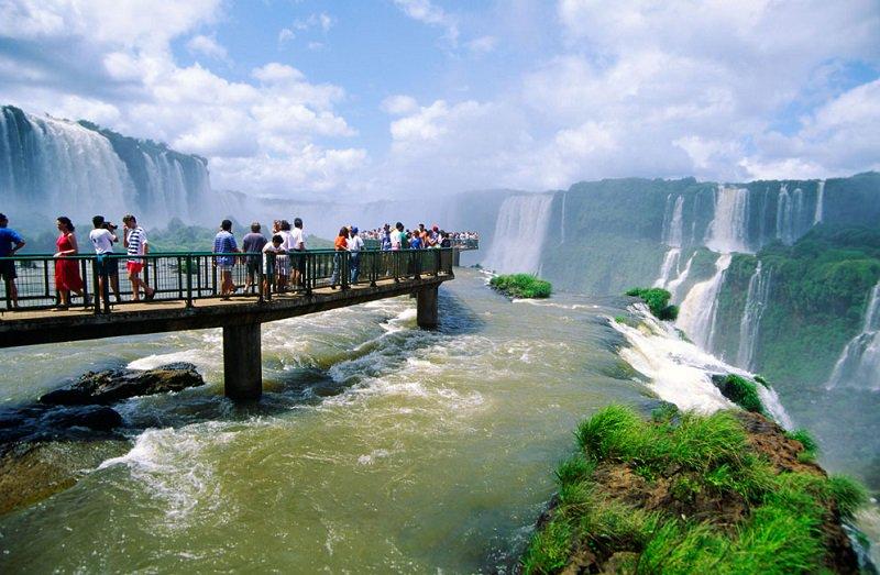 Parque Nacional Iguazú, el paraíso argentino
