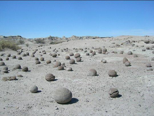 El Valle de La Luna - San Juan, Argentina