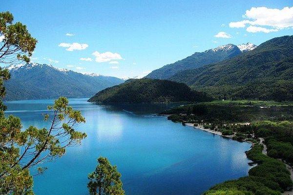 Lago Puelo en Chubut