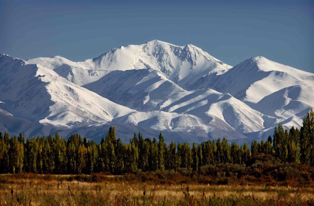 Visita ambientes más Rurales en Mendoza