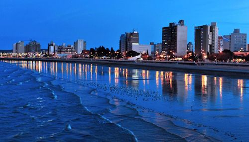 Puerto Madryn en Chubut