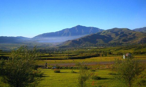 Lugares turísticos en Tucumán Provincia Argentina
