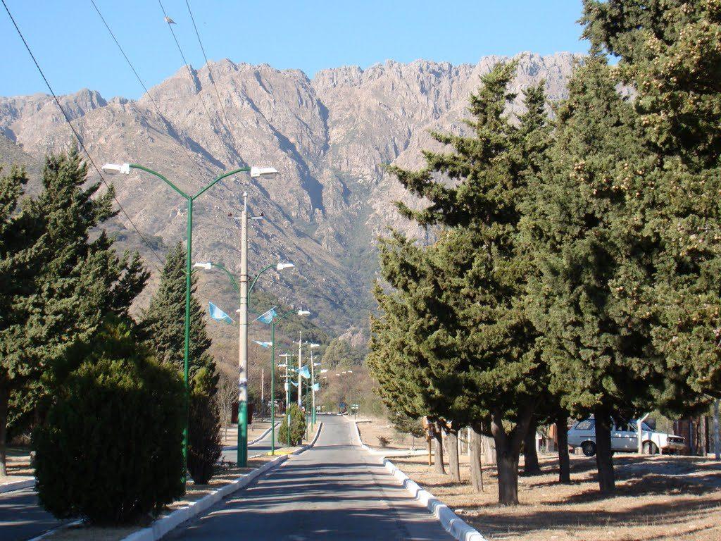 Lugares Turisticos en San Luis Argentina