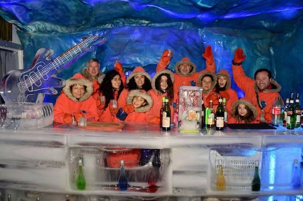Bar de hielo Ice Bar Iguazú
