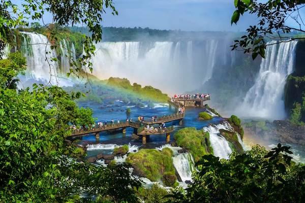 Paisajes de Argentina, Cataratas del Iguazú