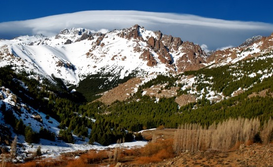 Cordillera del viento, Neuquén
