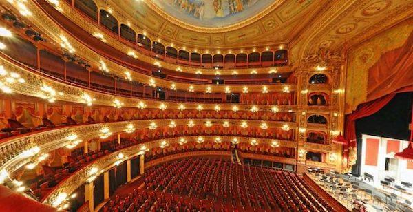El Teatro Colón