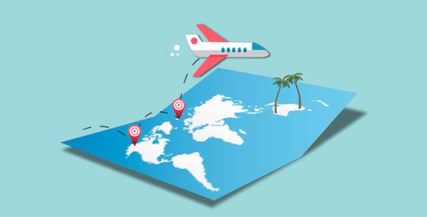 Elegir vuelos con escala puede resultar más económico