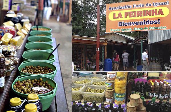 Feria la Feirinha de Iguazú