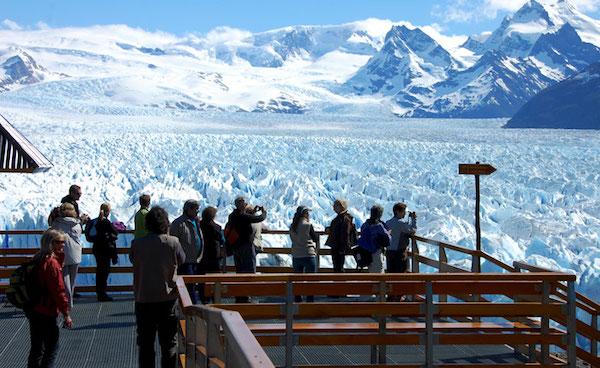 Paisajes de Argentina, Glaciar Perito Moreno