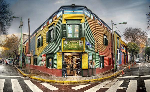 La boca argentina, lugares para visitar en buenos aires