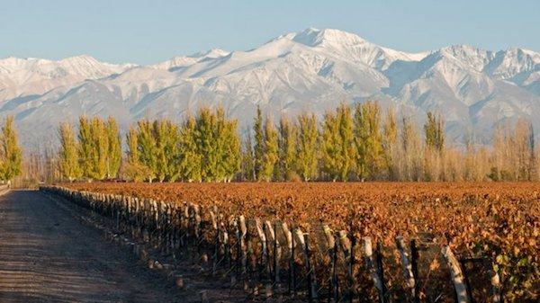 Paisajes de Argentina, Mendoza