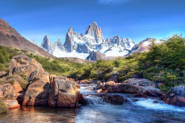 Paisajes de Argentina, Monte Fitz Roy
