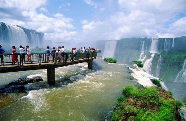 Parque Nacional de Iguazu Misiones Argentina