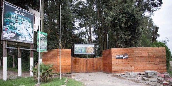 Zoológico Paraíso en Sierra de los Padres