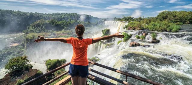 vestimenta para ir a las Cataratas del Iguazú