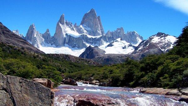 El Cerro Chaltén o Fitz Roy