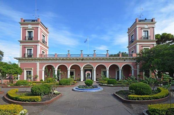 Palacio San José, Gualeguaychu