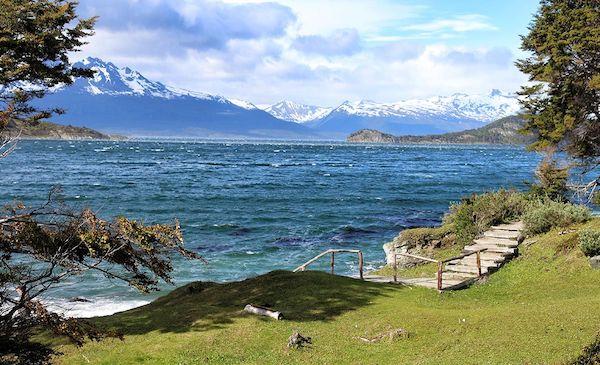 Parque Nacional Tierra de Fuego, faro del fin del mundo