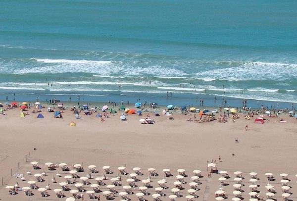 Playa Necochea , Playas Argentinas