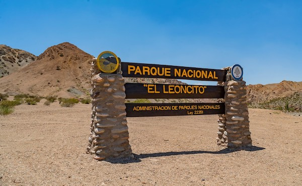 Tour al Parque Nacional El Leoncito, Valle de La Luna