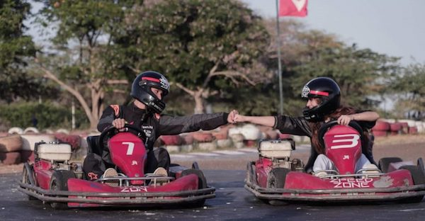 karting en pistas semi profesionales