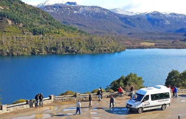 recorrer el camino de los siete lagos - Neuquén